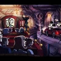 Mickey & Minnie's Runaway Railway (Disney World)