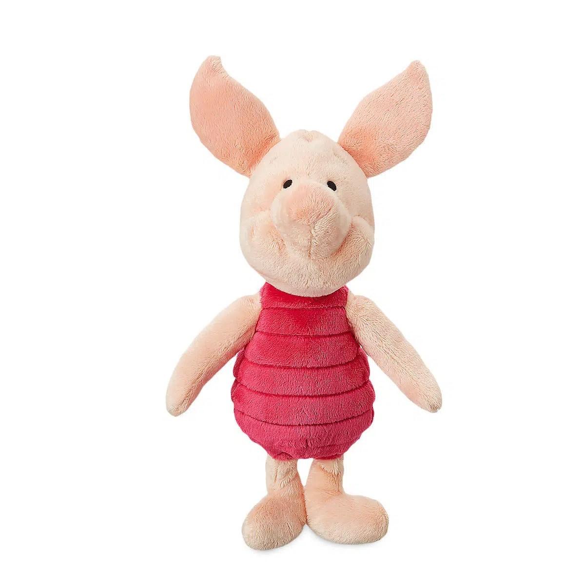 Piglet Stuffed Animal Plush Winnie The Pooh Christopher Robin Toys