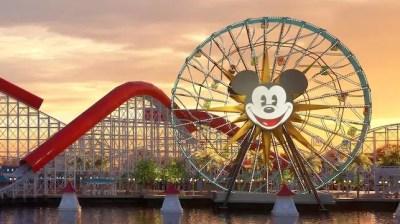 Pixar Pal-A-Round (Disney California Adventure)