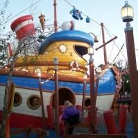 Donald's Boat- Extinct Disney World Attraction
