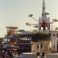 Rocket Jets– Extinct Disneyland Attractions