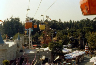 Skyway to Tomorrowland – Extinct Disneyland Attractions