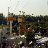 Skyway to Tomorrowland– Extinct Disneyland Attractions