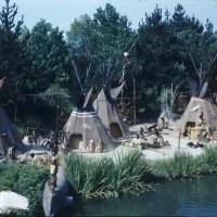 Indian Village – Extinct Disneyland Attractions