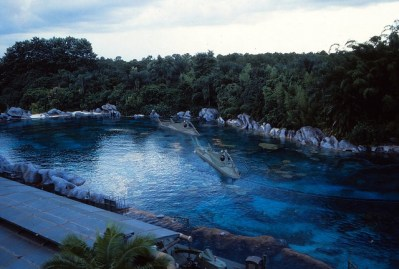 20,000 Leagues Under the Sea | Extinct Disney World Attractions