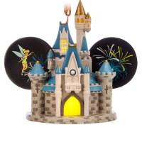 Cinderella Castle Ear Hat Ornament - Walt Disney World