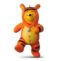 Winnie the Pooh & Tigger Too 2018 Christmas Ornament