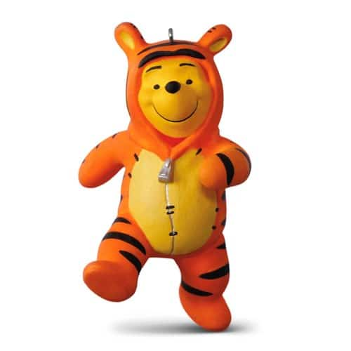 Tigger Christmas Ornaments.Winnie The Pooh Tigger Too 2018 Christmas Ornament