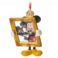 Mickey Mouse Legacy Sketchbook Christmas Ornament