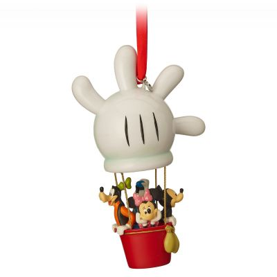 Mickey Mouse and Friends Sketchbook Christmas Ornament