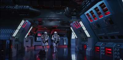 Star Wars: Rise of the Resistance (Disney World Rdie)