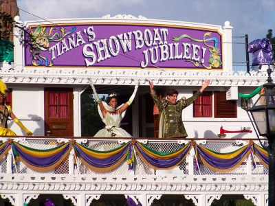 Tiana's Showboat Jubilee! – Extinct Disney World Shows