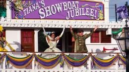 Tiana's Showboat Jubilee! disney world magic kingdom