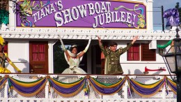 Tiana's Showboat Jubilee! disney world magic kingdom