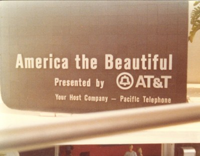 America the Beautiful– Extinct Disney World