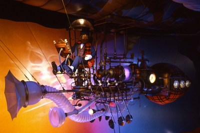 Journey Into Imagination – Extinct Disney World Ride