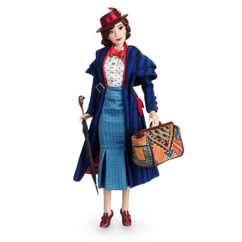 00280436991 Mary Poppins Returns Collectors Doll - Limited Edition
