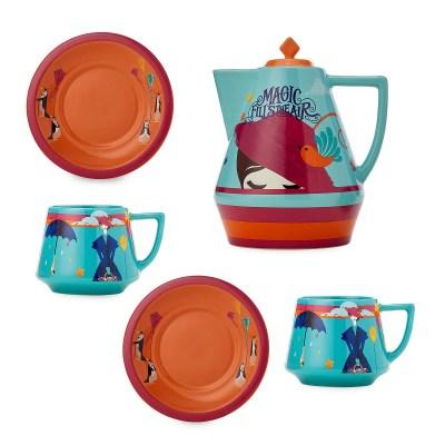 Mary Poppins Tea Set From Mary Poppins Returns