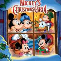 Mickey's Christmas Carol (1983 Disney Movie)