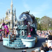 Share A Dream Come True Parade - Extinct Disney World