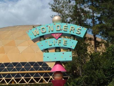 Wonders of Life   Extinct Disney World Attractions