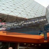 Journey into YOUR Imagination – Extinct Disney World Ride
