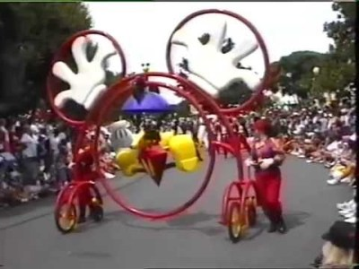 Mickey ManiaParade – Extinct Disney World Attractions