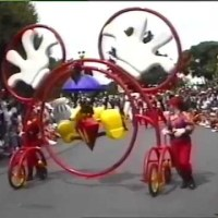 Mickey Mania Parade – Extinct Disney World Attractions
