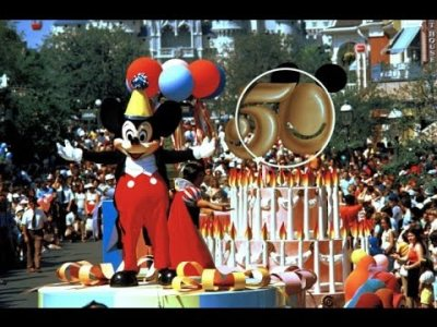Mickey's 50th Birthday Parade – Extinct Disney World Attractions