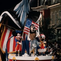 America on Parade- Extinct Disney World Attractions