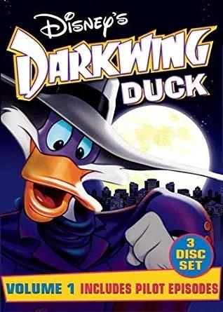 Darkwing Duck (Disney Afternoon Show)
