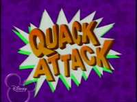 Donald's Quack Attack (Playhouse Disney Show)