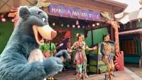 Hakuna Matata Time Dance Party (Disney World Attraction)