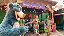 Hakuna Matata Time Dance Party (Disney World)
