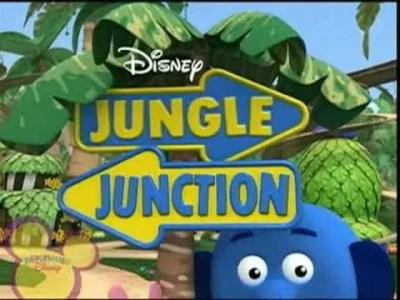 Jungle Junction(Playhouse Disney Show)