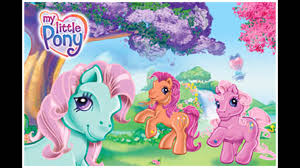 My Little Pony Tales(Playhouse Disney Show)