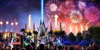 Star Wars A Galactic Spectacular (Disney World Show)