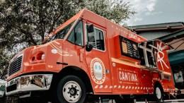 4R Cantina Barbacoa Food Truck disney springs