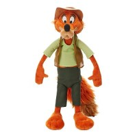 Br'er Fox Plush (Medium) | Splash Mountain