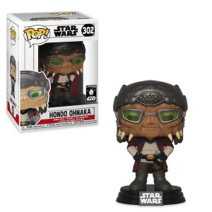 Hondo Ohnaka Funko Pop! Bobble Head | Star Wars: Galaxy's Edge