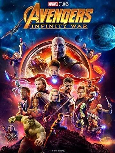 Avengers Infinity War   Marvel Movie