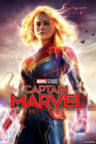 Captain Marvel   Marvel Movie