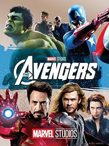Marvel's The Avengers   Marvel Movie