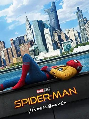 Spider-Man Homecoming   Marvel Movie