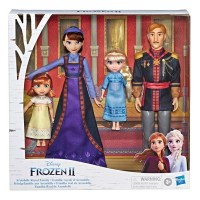 Frozen 2 Arendelle Royal Family Doll Set | Disney Toys