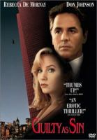 Guilty as Sin (Hollywood Pictures Movie)
