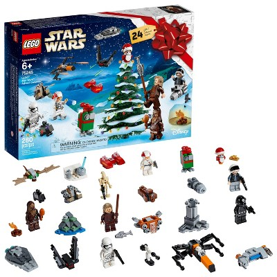 LEGO Star Wars Advent Calendar 75245 | Disney Toys