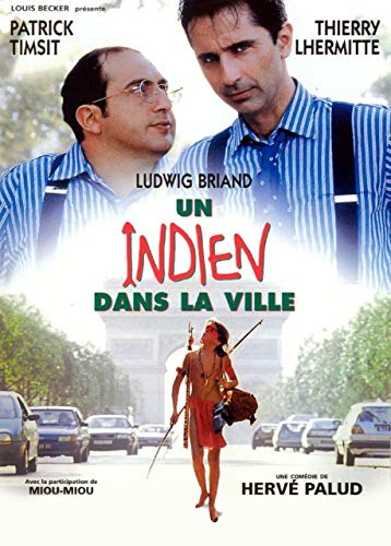 Little Indian Big City (Touchstone Movie)