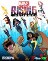 Marvel Rising (DisneyXD Show)