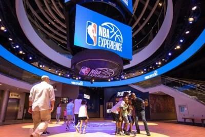 NBA Experience (Disney Springs)